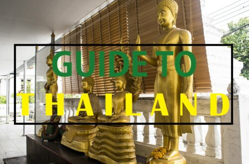 guide to thailand