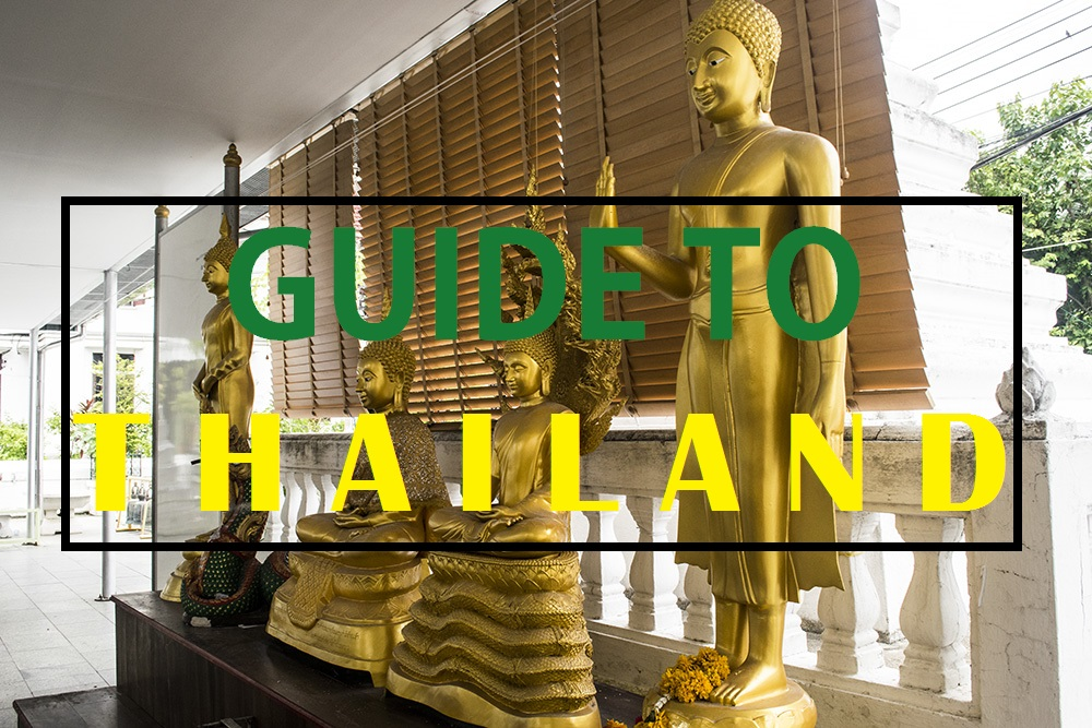 Guide To Thailand: Where To Stay in Bangkok and Chiang Mai