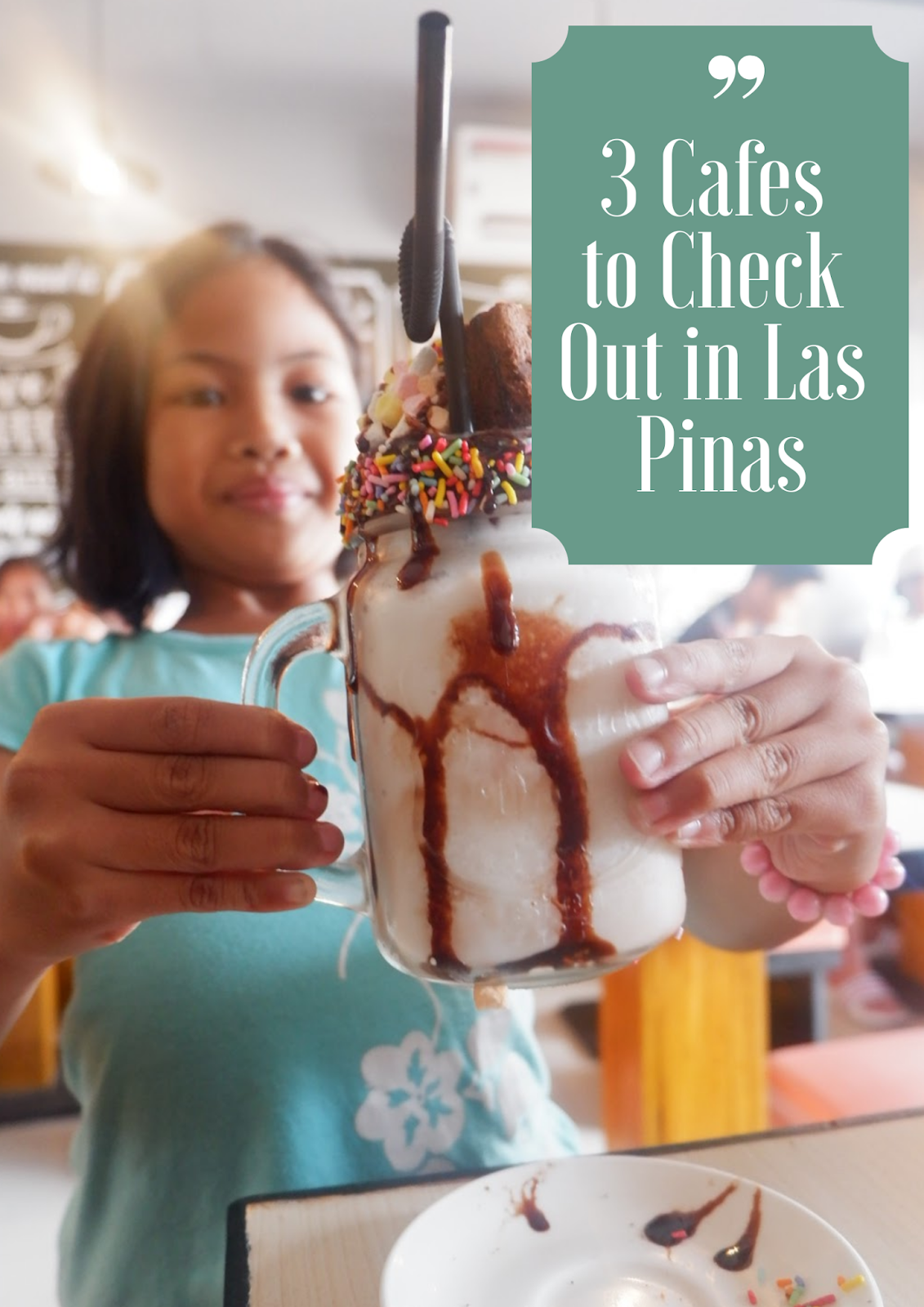 3 Cafes to Check Out in Las Pinas