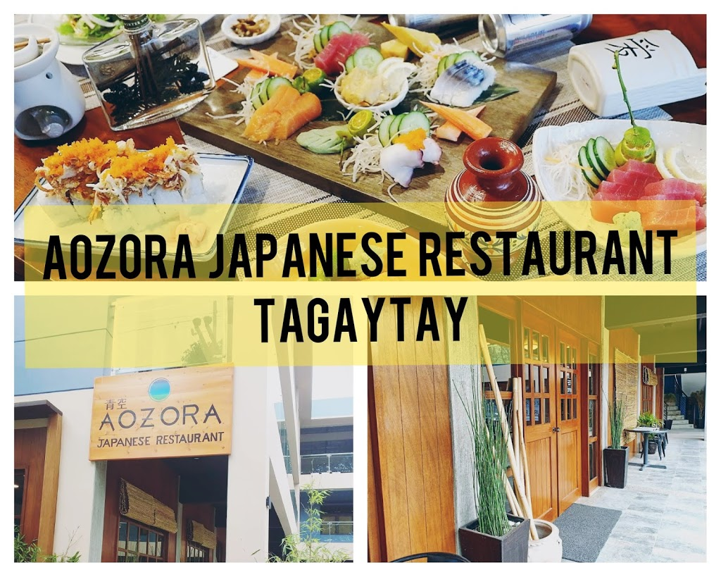 Ultimate Japanese Experience at Aozora Japanese Restaurant