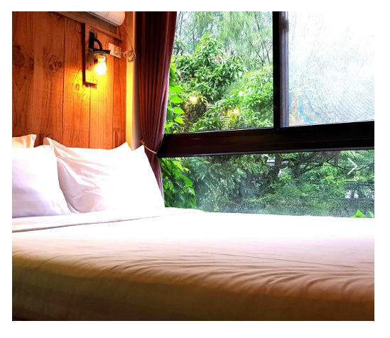 eco hotels room