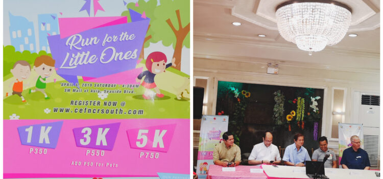 CEF Run for the Little Ones