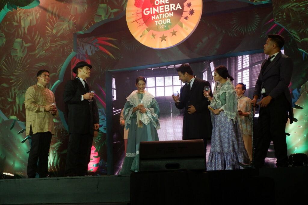ginebra performance