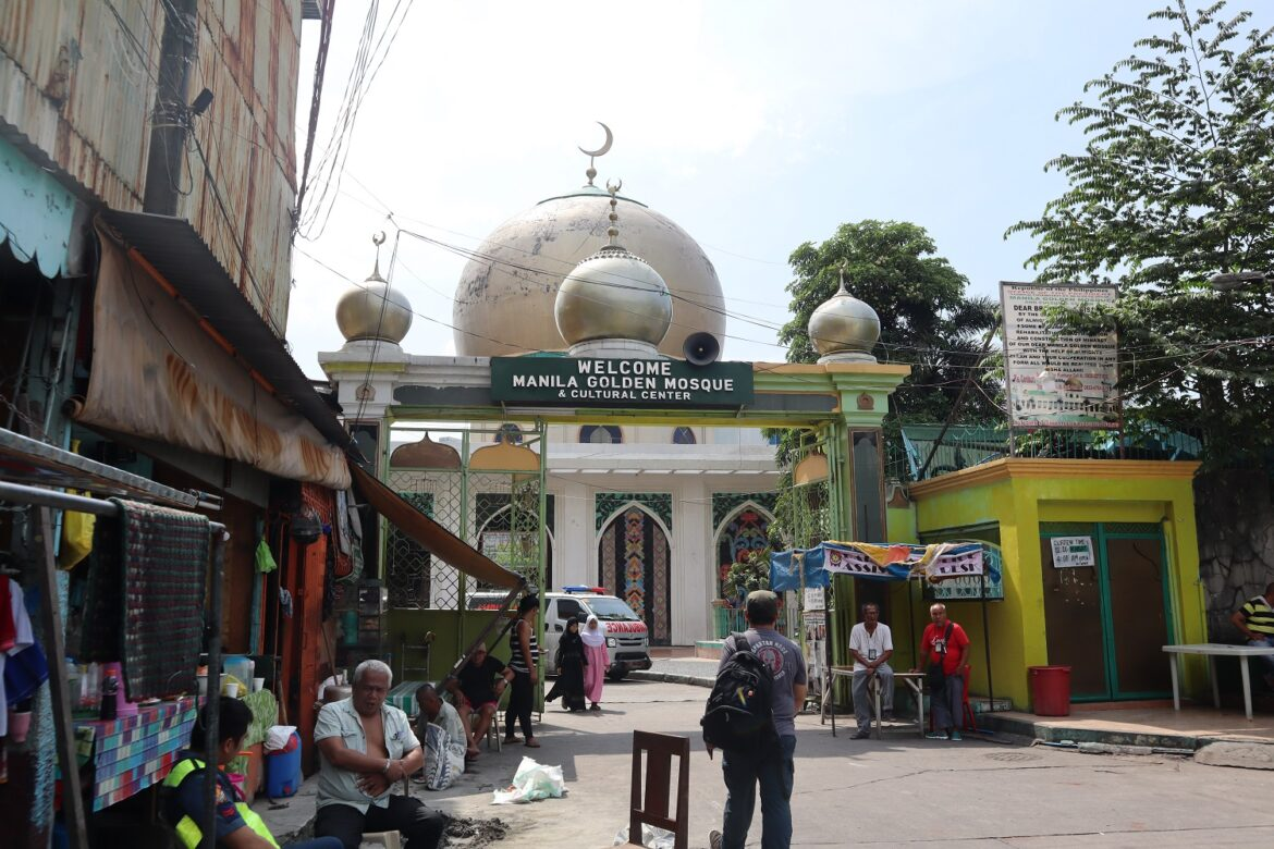 Quiapo Muslim Tour with Meaningful Travels PH